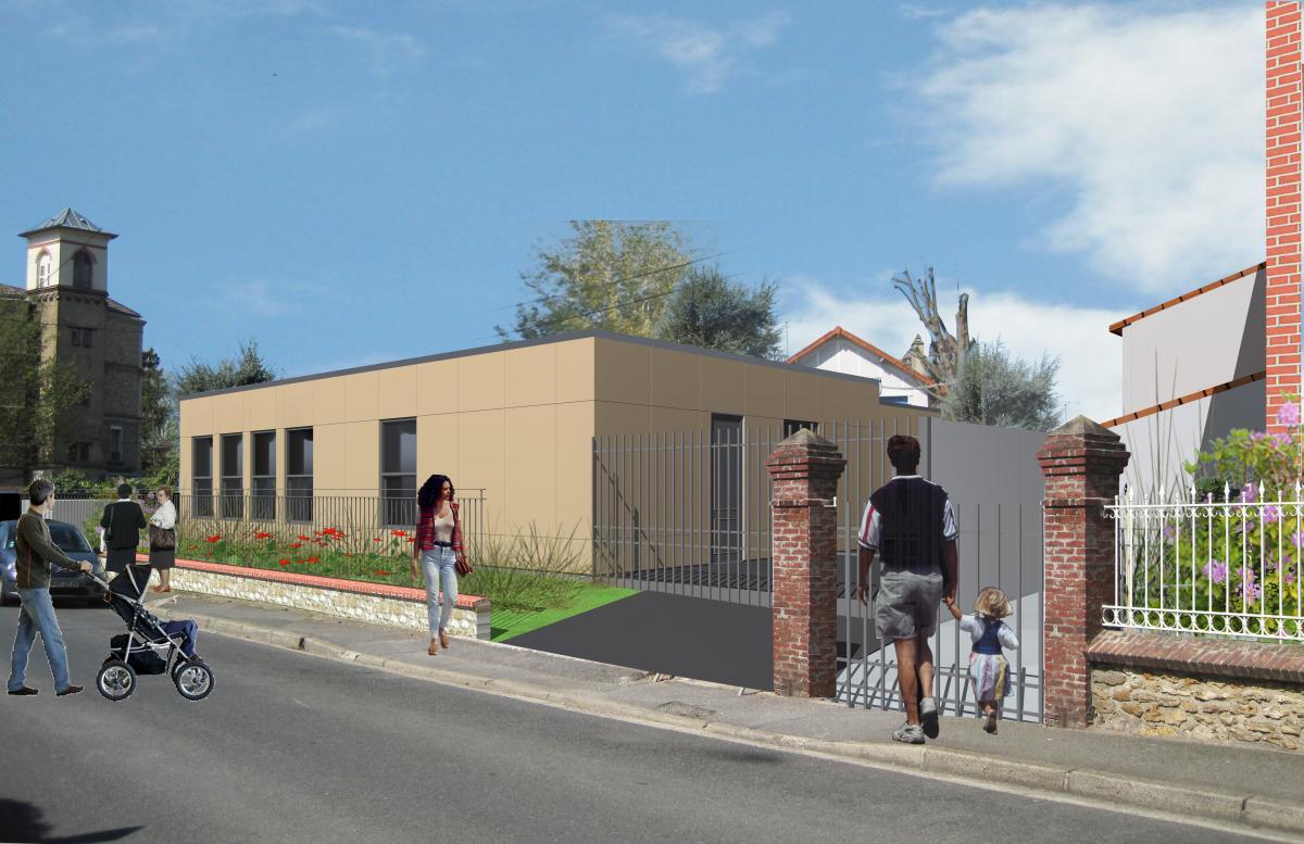 Les projets bienvenue sur le site officiel de la ville d for Piscine ezanville